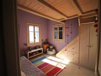 Childrens room with mezzanine