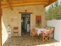 Set in Olive Groves with terrace.