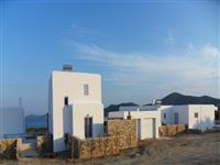 Enjoy panoramic views of the Cyclades