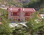 Chalets in the Mountains of the Peloponnese, Greece